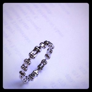 Handcrafted Bicycle Chain Ring